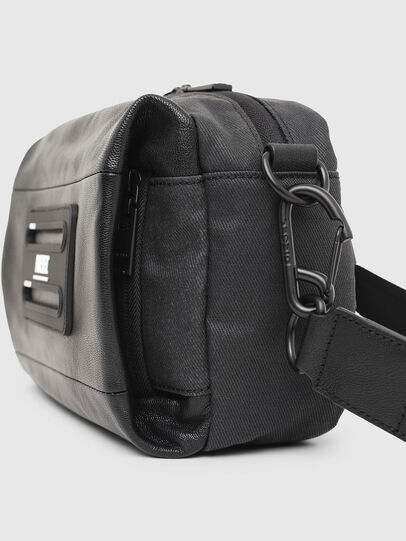 Diesel - D-SUBTORYAL SMALLCRO, Black - Crossbody Bags - Image 4