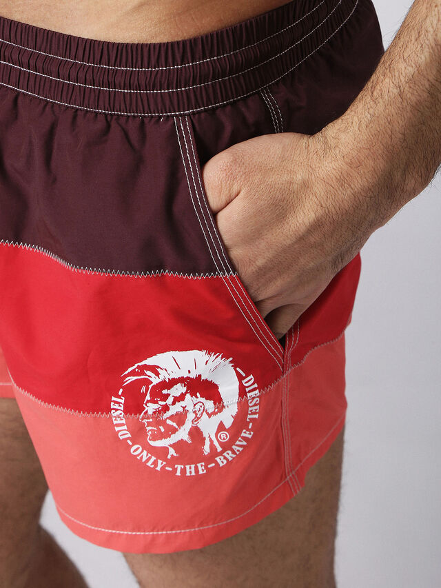 Diesel - BMBX-CAYBAY SHORT, Red - Boxers - Image 3