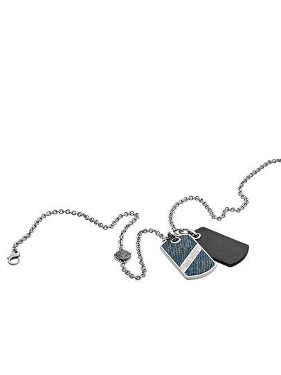 Diesel - NECKLACE DX1031,  - Necklaces - Image 2