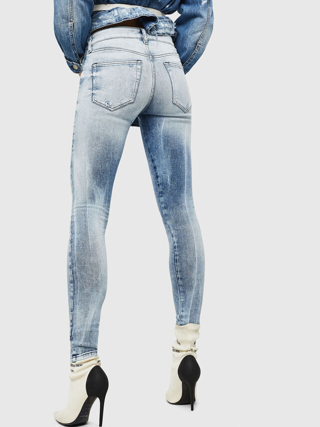 Diesel - Slandy 083AR, Light Blue - Jeans - Image 2