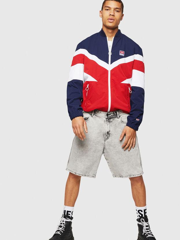 J-KRYLOV, White/Red/Blu - Jackets