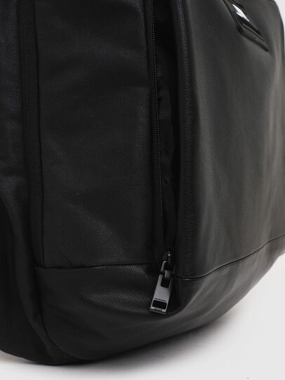 Diesel - D-SUBTORYAL BACK, Black - Backpacks - Image 6