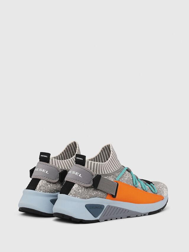 Diesel - S-KB ST, Multicolor/Grey - Sneakers - Image 3