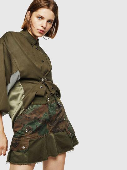 Diesel - O-AMATA,  - Skirts - Image 5