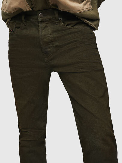 Diesel - Mharky 0078D, Military Green - Jeans - Image 3