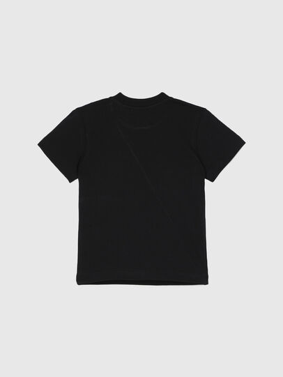 Diesel - TDIEGOCUTYB, Black - T-shirts and Tops - Image 2
