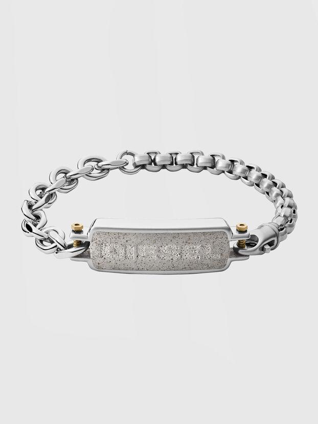 DX1193, Silver - Bracelets