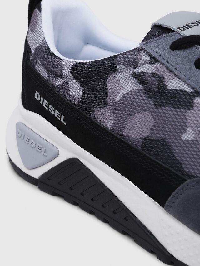 Diesel - S-KB LOW LACE, Gray/Black - Sneakers - Image 5