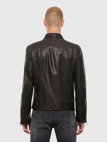 Diesel - L-LUC,  - Leather jackets - Image 2