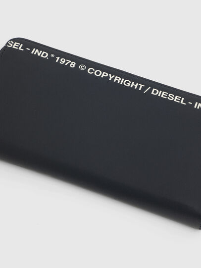Diesel - 24 ZIP,  - Zip-Round Wallets - Image 4