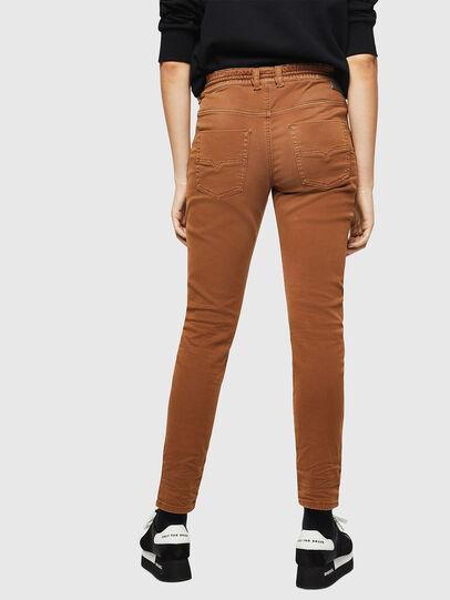 Diesel - Krailey JoggJeans 0670M, Brown - Jeans - Image 2