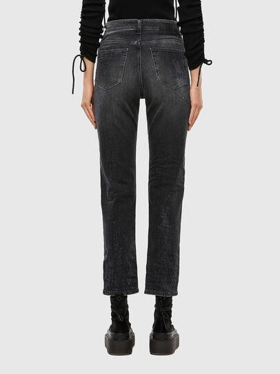 Diesel - D-Eiselle 009IU, Black/Dark grey - Jeans - Image 2