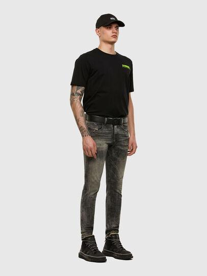 Diesel - D-Strukt 009EV, Black/Dark grey - Jeans - Image 5