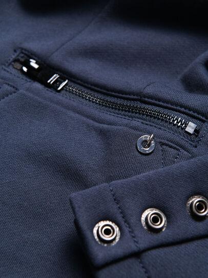 Diesel - SEVIR, Dark Blue - Sweaters - Image 3