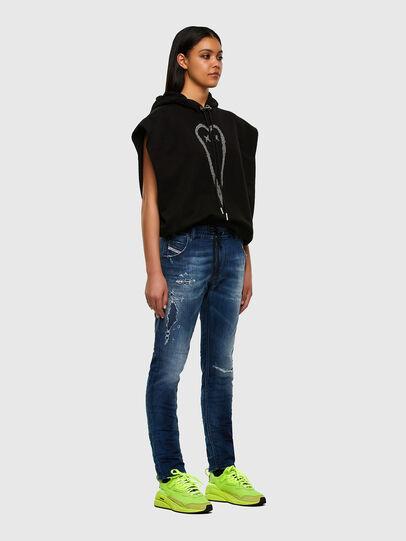 Diesel - KRAILEY JoggJeans® 069PL, Dark Blue - Jeans - Image 7