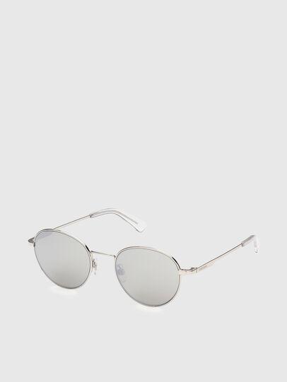 Diesel - DL0290, White - Sunglasses - Image 2