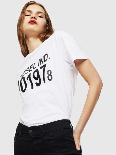 Diesel - T-DIEGO-001978, White - T-Shirts - Image 2