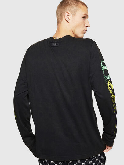 Diesel - T-JUST-LS-B5,  - T-Shirts - Image 2