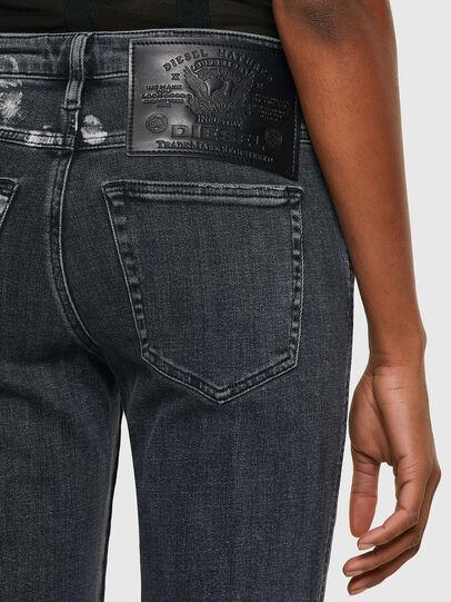 Diesel - Babhila 009RM, Black/Dark grey - Jeans - Image 4