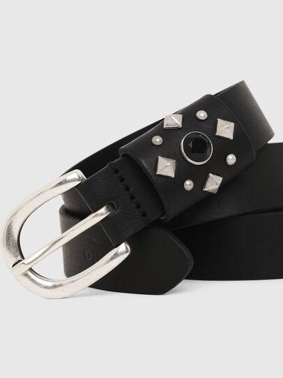 Diesel - B-LOPS, Black - Belts - Image 2