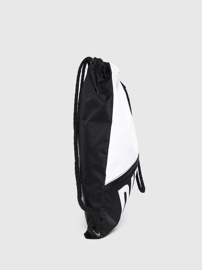 Diesel - BBAG-SACK, White/Black - Beachwear accessories - Image 3