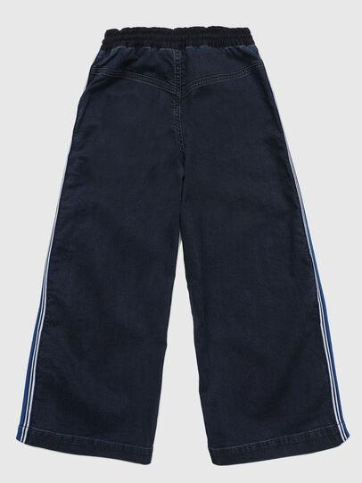 Diesel - PDERIN JOGGJEANS, Dark Blue - Pants - Image 2