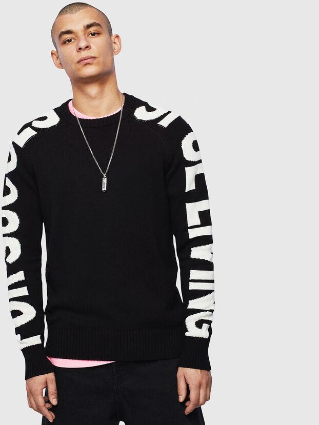 K-INTARY, Black - Knitwear