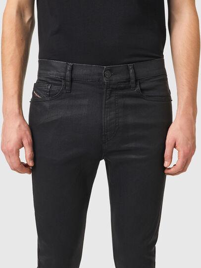 Diesel - D-Istort 069YD, Black/Dark grey - Jeans - Image 3