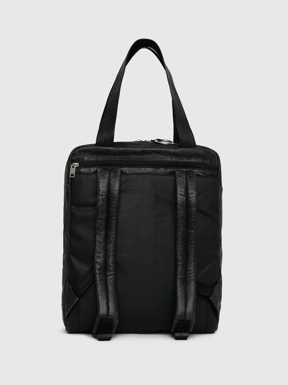 Diesel - ZAVIO, Black - Shopping and Shoulder Bags - Image 2
