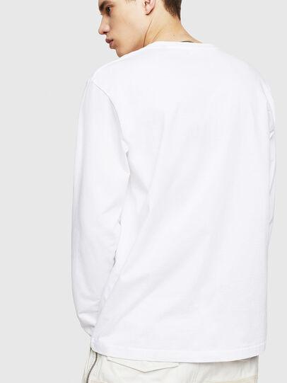 Diesel - T-JUST-LS-COPY,  - T-Shirts - Image 2