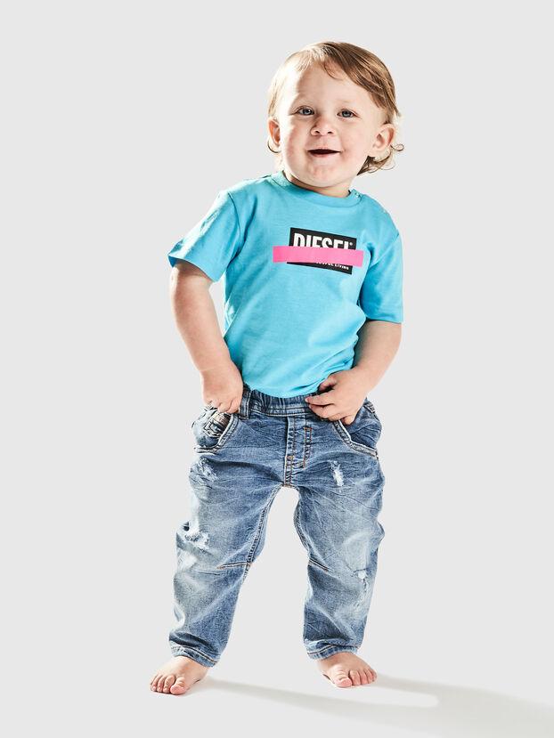 TJUSTDIXB, Azure - T-shirts and Tops