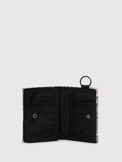 Diesel - YOSHI, Grey - Small Wallets - Image 3