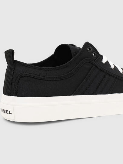 Diesel - S-ASTICO LOW LACE, Black - Sneakers - Image 5