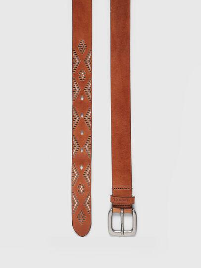 Diesel - B-BUTTE, Light Brown - Belts - Image 3