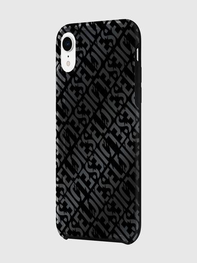 Diesel - DIESEL PRINTED CO-MOLD CASE FOR IPHONE XR, Black - Cases - Image 5