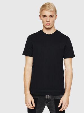 T-DIAMANTIK-NEW, Black - T-Shirts