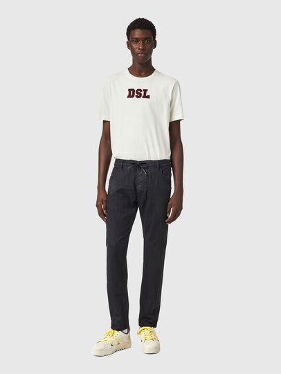 Diesel - Krooley JoggJeans® 069WW, Black/Dark grey - Jeans - Image 5