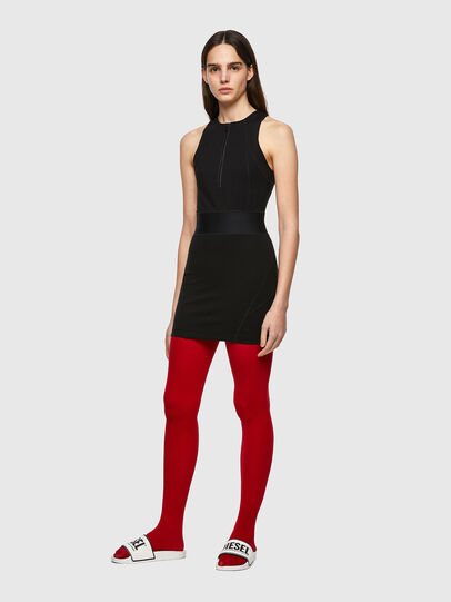 Diesel - D-SUB, Black - Dresses - Image 4