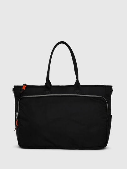 Diesel - BAGOTE, Black - Shopping and Shoulder Bags - Image 1