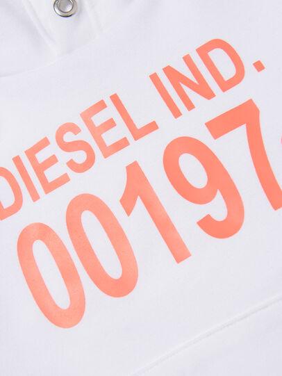 Diesel - SGIRKHOOD OVER, White - Sweaters - Image 3