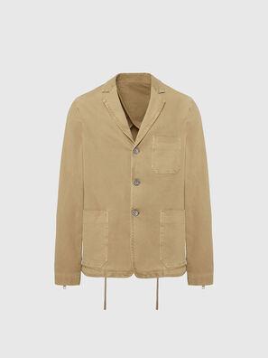 D-GYACK JOGGJEANS, Light Brown - Denim Jackets