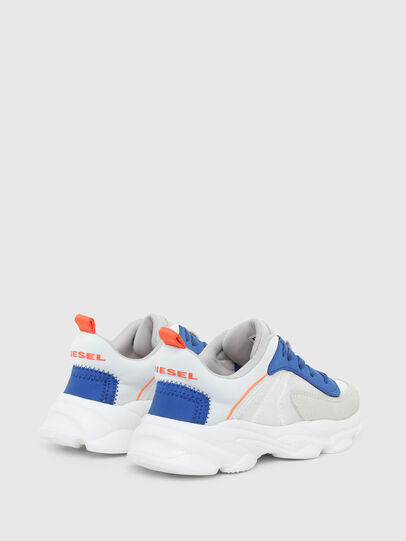 Diesel - S-SERENDIPITY LC CH, White/Blue - Footwear - Image 3