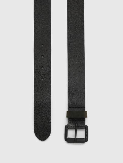 Diesel - B-CLIN, Black - Belts - Image 3