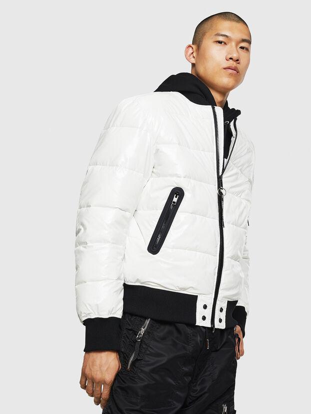 W-ON, White - Winter Jackets
