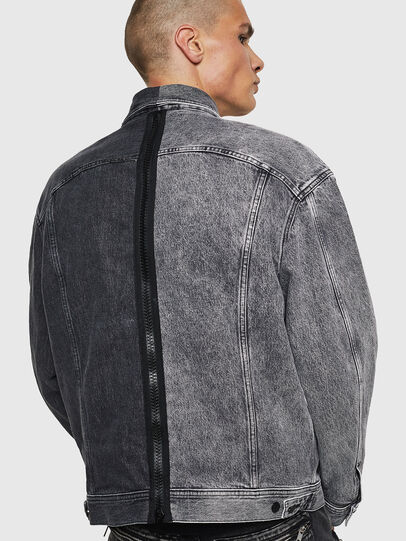 Diesel - D-POLL,  - Denim Jackets - Image 2