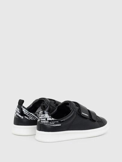 Diesel - S-SNEAKER LSS CH, Black - Footwear - Image 3