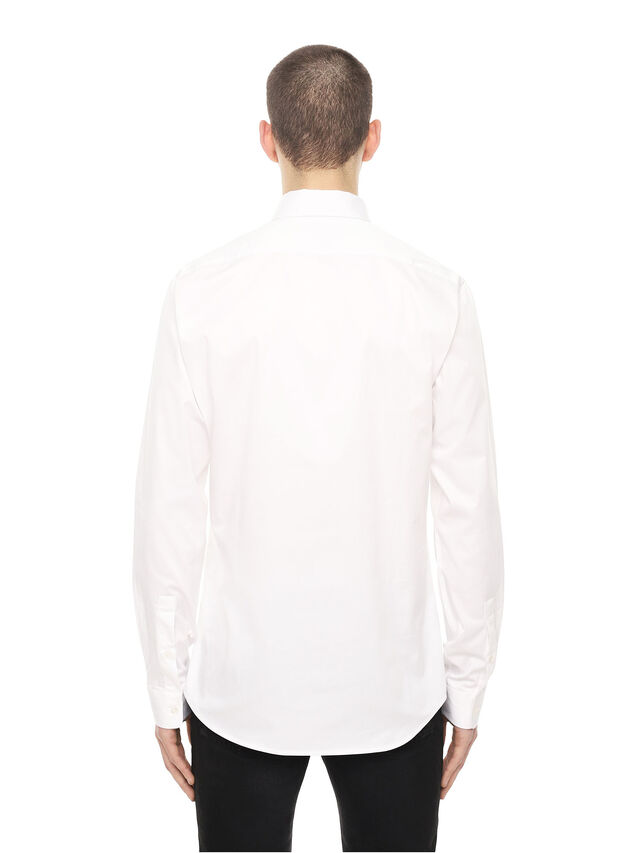 Diesel - SIRRIVE-CACTUS, White - Shirts - Image 2