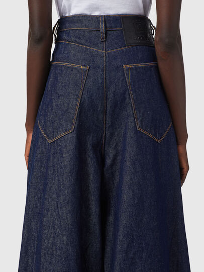 Diesel - DE-CONCY-SP, Blue - Skirts - Image 4