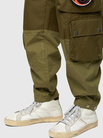 Diesel - P-CYAN, Military Green - Pants - Image 5