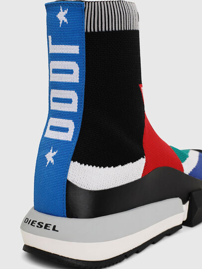 Diesel - H-PADOLA HIGH SOCK, Multicolor - Sneakers - Image 5